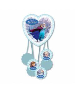 Disney Frozen pinata trekk flatpakket 23x23 cm