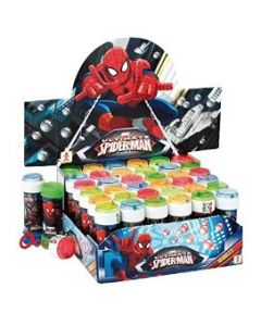 SPIDER-MAN såpebobler 60ml.