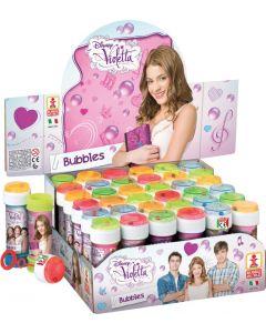 Disney Violetta såpebobler