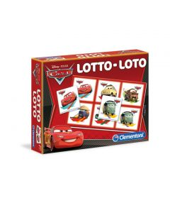 Disney Cars Lotto