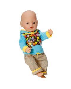 Baby Born fritidsklær - drops