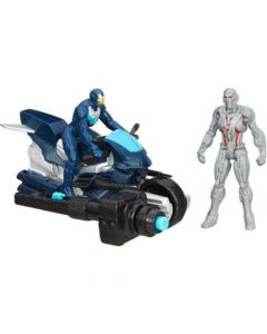 "Avengers 2.5"" Deluxe Figure - Ultimate Ultron VS.Iron Leader Iron Man"