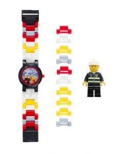 LEGO City - klokke brannmann