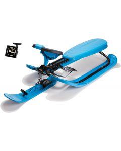 Stiga Snowracer Color Pro - kjelke blå