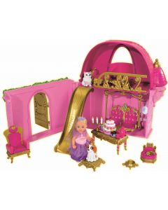Evi Love dream castle - dukkehuset drømmeslottet