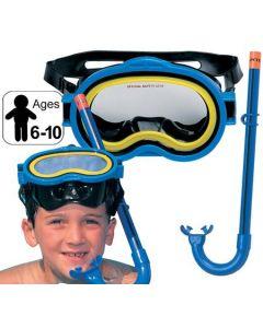 Intex maske og snorkel 6+ år