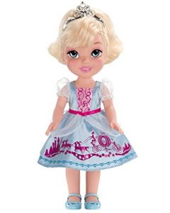 Disney Princess Askepott live action dukke - 35cm