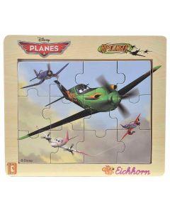 Disney Planes Ripslinger puslespill i tre - 12 biter