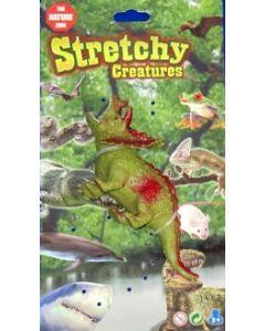 Stretchy dinorsaur - grønn