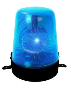 Politilampe med adapter - 12V - høyde 18 cm