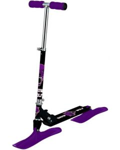 Ski-scooter lilla