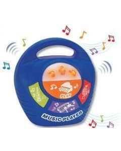 Musikkleke for baby - 18 mnd