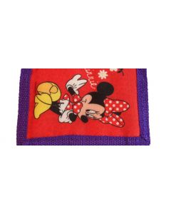Disney Minnie Mouse 3 foldet lommebok