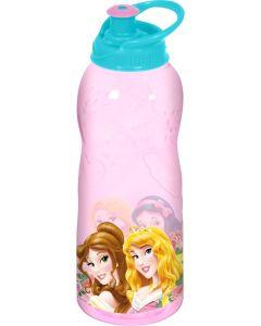 Disney Princess Sportsflaske - gjennomsiktig
