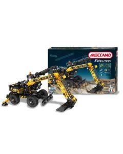 Meccano Excavator