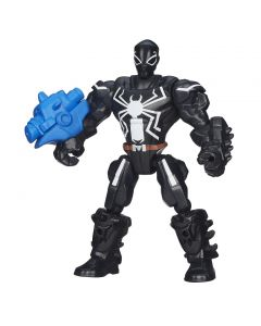 Avengers Super Hero Mashers 6in figure - Agent Venom