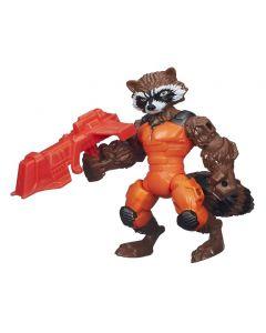 Avengers Super Hero Mashers 6in figure - Rocket Raccoon