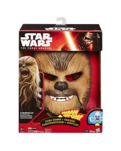 Star Wars E7 elektronisk Chewbacca-maske
