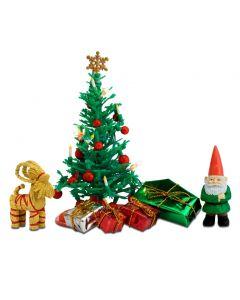 Lundby Småland juletre