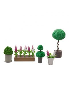 Lundby Stockholm blomstersett