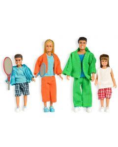 Lundby Stockholm familie - sport
