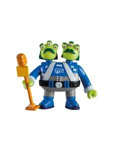Disney Miles Figur - Watson og Crick