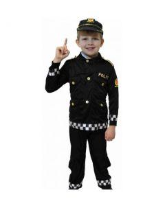Norsk Politiuniform 5-7 år