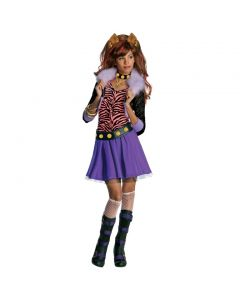 Monster High Clawdeen str. 128 cm