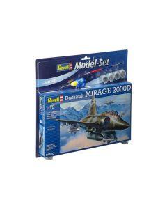 Revell Model Set Mirage 2000D
