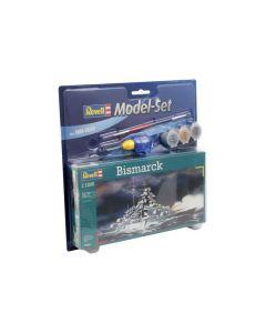Revell Model Set Bismarck 1:1200
