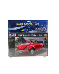 Revell Model Set VW Beetle Carbriolet 1970