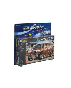 Revell Model Set 1968 Dodge Charger (2n1)