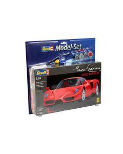 Revell Model Set Ferrari Enzo Ferrari