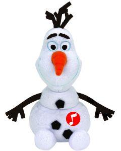 Ty Olaf med lyd medium 20 cm