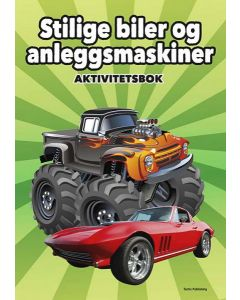 Biler og maskiner aktivitetsbok