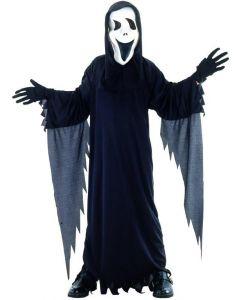 Skrik kostyme - 110-120 cm - 4-6 år