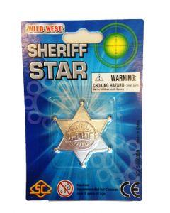 Sheriff stjerne