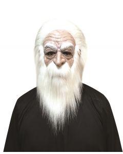 Maske - gammel mann - 6 år+