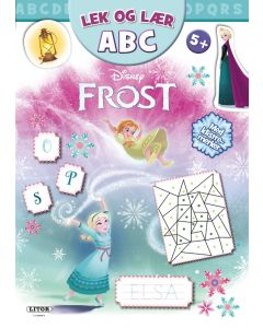 Disney Frozen ABC lek og lær