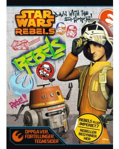 Star Wars Rebels aktivitetsbok