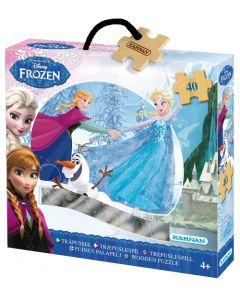 Disney Frozen 40 biter trepusle