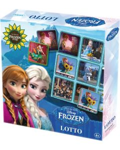 Disney Frozen lotto