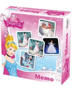 Disney Princess Askepott memo
