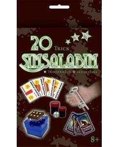 Simsalabim - liten eske 20 triks 1