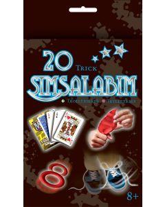 Simsalabim - liten eske 20 triks 2