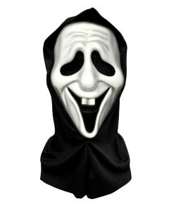 Maske skrik - med tøytrekk