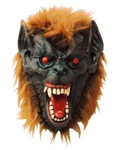 Varulv-maske voksen - halloween
