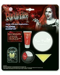 Vampyr sminkesett - vampyrsett