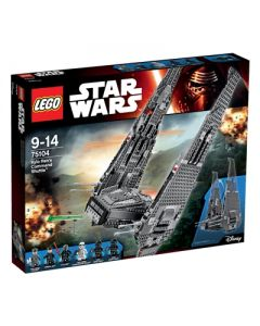 LEGO Star Wars 75104 Kylo Rens Command Shuttle