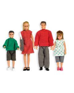 Lundby Småland dukkefamilie classic 2015 modell